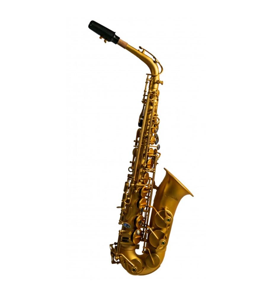 Música Asensio Saxo Alto Taylor Collins SA-1 Lacado Mate