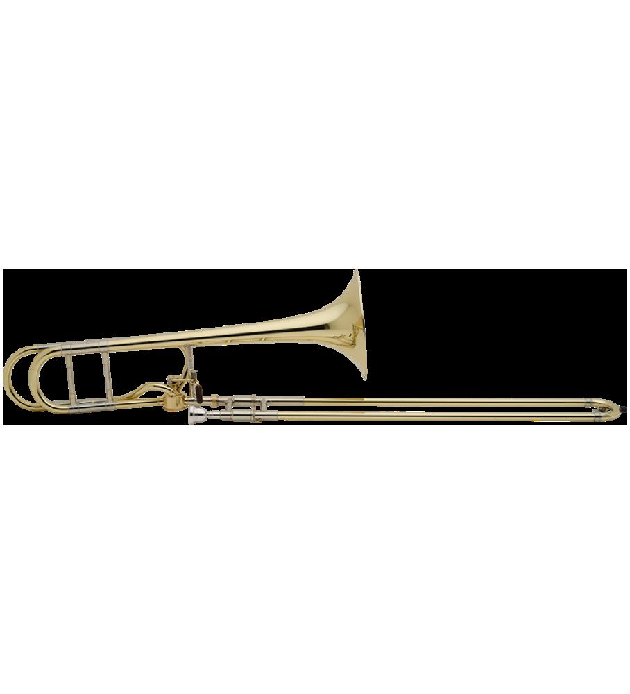Música Asensio Trombón Bach Stradivarius 42A Lacado