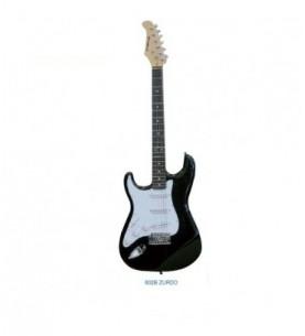 "Guitarra ""ACADEMY"" 602BZ Negra Zurdo"