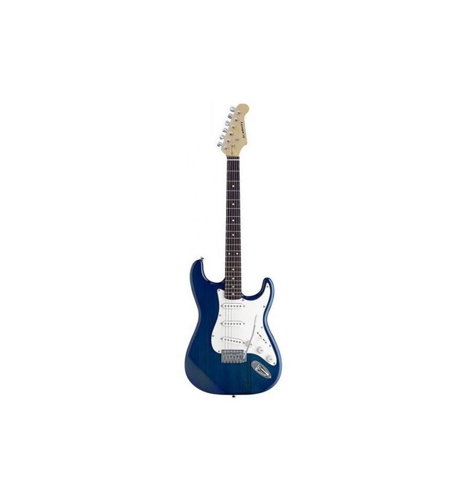 Guitarra Daytona tipo Stratocaster ST309 Azul