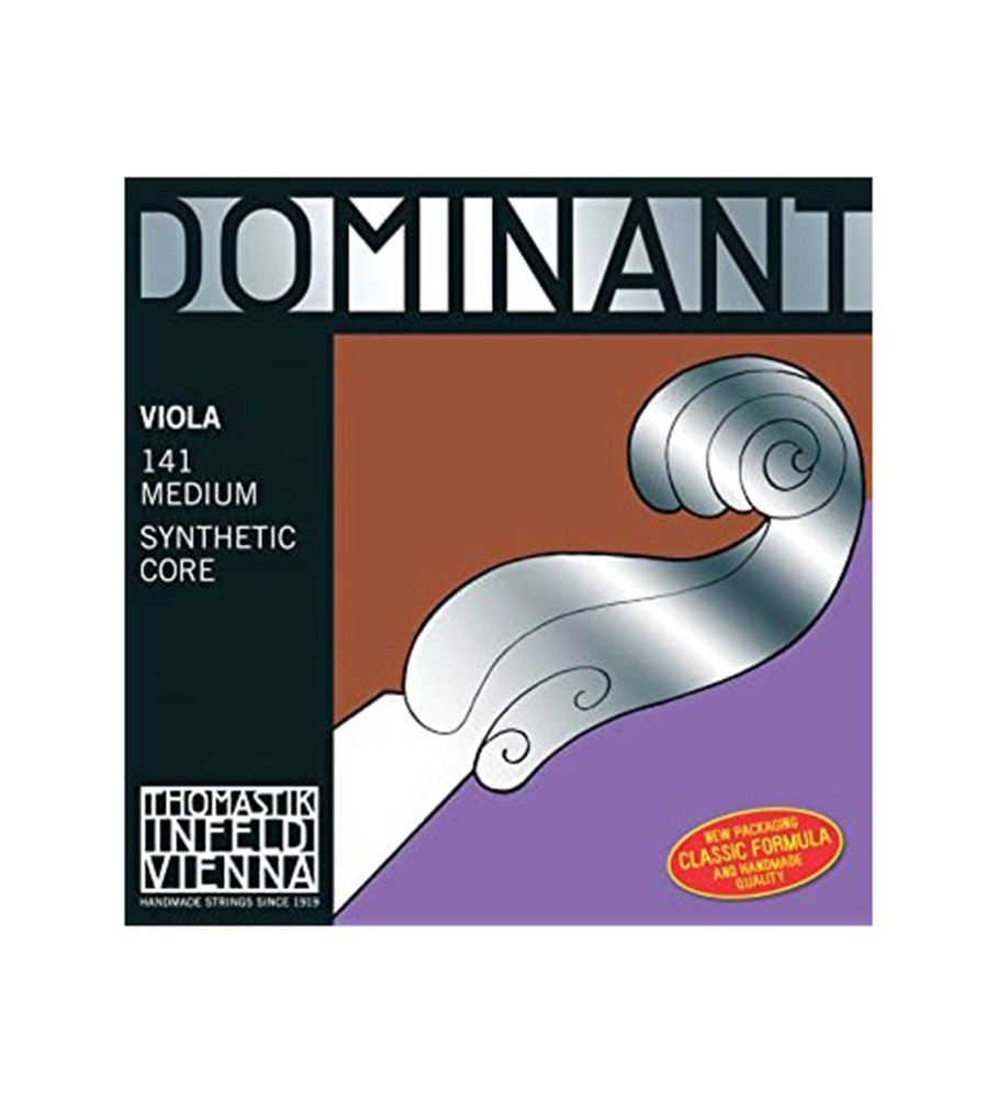 Música Asensio Juego Viola Thomastik Dominant 141 1/2